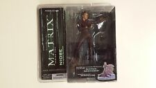 The Matrix- Niobe-The Matrix Reloaded- Series 2 Original 2003 McFarlane MIP