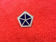V Corps Us Army Hat/Lapel Pin