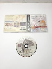 Final Fantasy Origins playstation Black Label Complete Cib Tested Ps1 Ps2