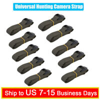 10x Nylon Mount Straps for CT007 CT008 SG-880 LTL Game Trail Hunting Camera Wild