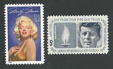 Marilyn Monroe Happy Birthday Mr. President John F. Kennedy Stamp MINT CONDITION