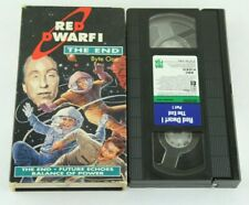 Red Dwarf 1 The End Byte One Future Echoes CBS Fox Video BBC 1988