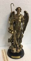 Saint St. Raphael Archangel God Heals Statue Figurine Decor