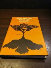 Beyond the Barrier Damon Knight 1964 Bce Doubleday Sci Fi Hb Hc twilight zone!