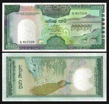 Sri Lanka 1000 RUPEES 1981 P 90 aUNC