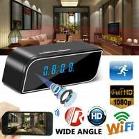 1080P Camera WiFi Alarm Hidden Wireless Night Vision Security Cam DVR