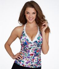 NWT Profile by Gottex Swimsuit Tankini Top Size: 10
