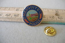 ~MESQUITE POLICE~NEVADA~SMALL TIE TAC PIN~