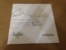 "Heifetz Luftzirkulation/Taucherblut Vinyl 7"" Record! non lp! austrian noise rock"