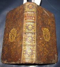1548 Quintus Curtius Rufus, De rebus gestis Alexandri Magni Macedonum. LEGATURA.