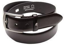 Esquire Derby Belt W90 Gürtel Accessoire Brown Braun Neu