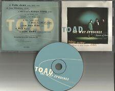 TOAD THE WET SPROCKET House of 89-97 10TRK CAREER SAMPLER PROMO CD GLEN PHILLIPS