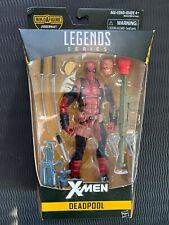Hasbro Marvel Legends X-Men Deadpool - Juggernaut Build-A-Figure Unopened Box