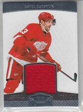 2011-12 PANINI DOMINION PAVEL DASTYUK JERSEY /100 GAME USED #31 Red Wings