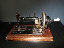 1892 Frister & Rossmann  Sewing Machine High Arm Variant 2  MOP inlay