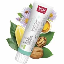Splat Sensitive Natural Toothpaste For Sensitive Teeth - 100ml