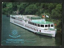 C1970s View: Bonaventura Cruises, M.S. Victoria Amazonica