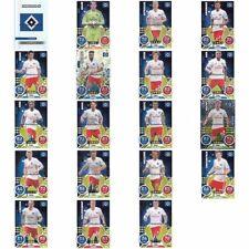 Vom Hamburger SV Fußball-Attax -/- Einzelkarten Match