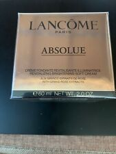 Lancome Paris Absolue Regenerating Brightening Soft Cream New 60ml 2.0 Oz.