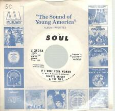 Gladys Knight & The Pips: If I Were Your Woman,  7 in PR Single