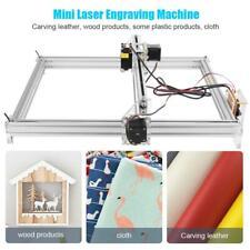 5500MW CNC Laser Engraver Kit Wood Carve Cut Machine Printer Logo Picture 40x50