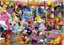"Jigsaw Puzzles 1000 Pieces ""Disney's Party"" / EDUCA / Disney"