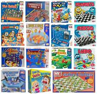 Full Size Traditional Board Games Modern Family Kids Indoor Fun Children Gift 3+