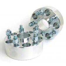 2 Wheel Spacers 5X115 To 5X115   70.3 CB   12X1.5   38MM 1.5 Inch For Ford Chevy