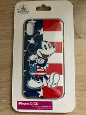 Disney Parks Mickey Mouse Iphone X/XS Case RRP £20.99 *BNIB!*