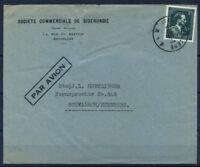 Belgio 1943 Busta 80% Schwabach, Norimberga