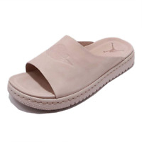 Jordan 1 Modero Womens Sandal Slides Beige  $95