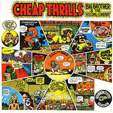 Cheap Thrills Janis Joplin 886979782419