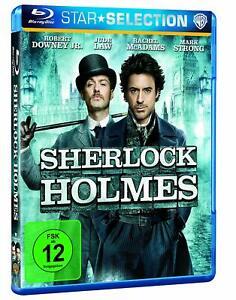 Sherlock Holmes Blu-ray sehr gut