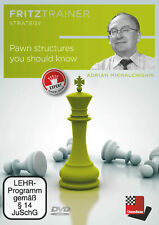 Pawn Structures You Should Know - Adrian Mikhalchishin Chess