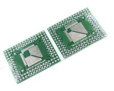 Pin Veroboard PCB 2 un. 4x3.5 Cm Tira Vero Board Smd Qfp/Tqfp/Lqfp/Fqfp Sumergir
