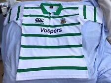 Canterbury Devon County Rugby Union Shirt XL Brand New Without Tags Vintage
