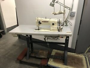 Consew Upholstery Sewing Machine 206RB-4