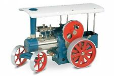Wilesco D 405 Live Steam Engine Tractor - See Video - Shipped from USA