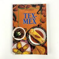 Tex Mex by Anne Wilson Recipe Booklet Cookbook Paperback Murdoch Books 1997