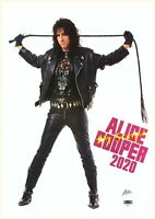 Wall Calendar 2020 (12 pages 20x30cm) ALICE COOPER Music Photo Poster M1167