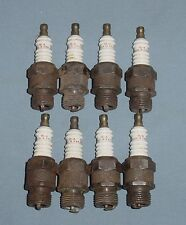 NOS Champion 15-A 15A Vintage Antique Spark Plugs Chevy Buick Oldsmobile