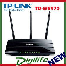 TP-Link TD-W8970 300Mbps ADSL2+ Wireless N Modem Router USB Sharing ADSL