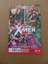 Wolverine & The X-Men (vol 1) 19 . Marvel 2012 . FN / VF