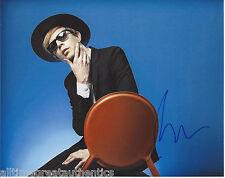 Beck Hansen Signed Authentic 8x10 Photo B w/Coa Proof Singer Morning Phase