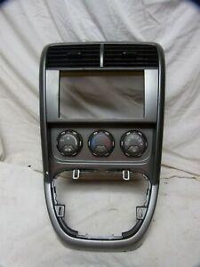 03 04 05 06 Honda Element Climate Control Panel Dash Radio Trim Heat AC Vent