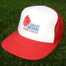 GBRL BRITISH LIONS CAP Mesh Back GBRL approved -NEW!