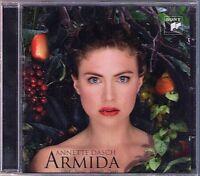 Annette DASCH: ARMIDA Gluck Armide Handel Rinaldo Jommelli Abbandonata Haydn CD