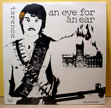TERENCE - An Eye For An Ear - '69 Decca label psych NM  LP - in shrink - HEAR IT