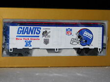 Mantua ** NEW YORK GIANTS ** NFL ** SUPER BOWL CHAMPS ** HO Scale Train *NEW*