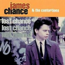 Chance, James & the Contortions-Lost CHANCE CD NEUF